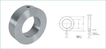 Bleed or Drip Ring Fabrication